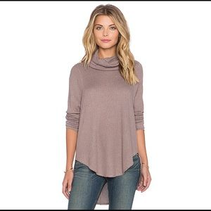 Free People Kristina Long Sleeve Thermal Small